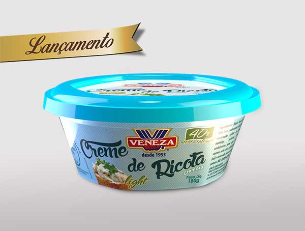Creme de Ricota Light (180g)