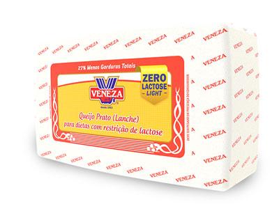 Queijo Prato Zero Lactose (400g)