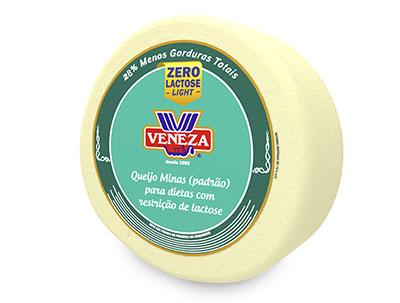 Queijo Minas Padrão Zero Lactose (500g)