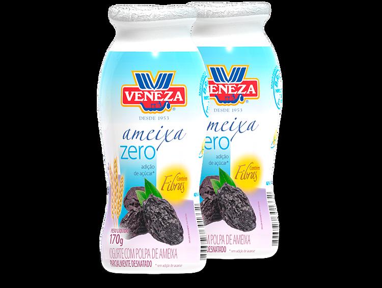 Iogurte Zero com polpa de coco (170g)