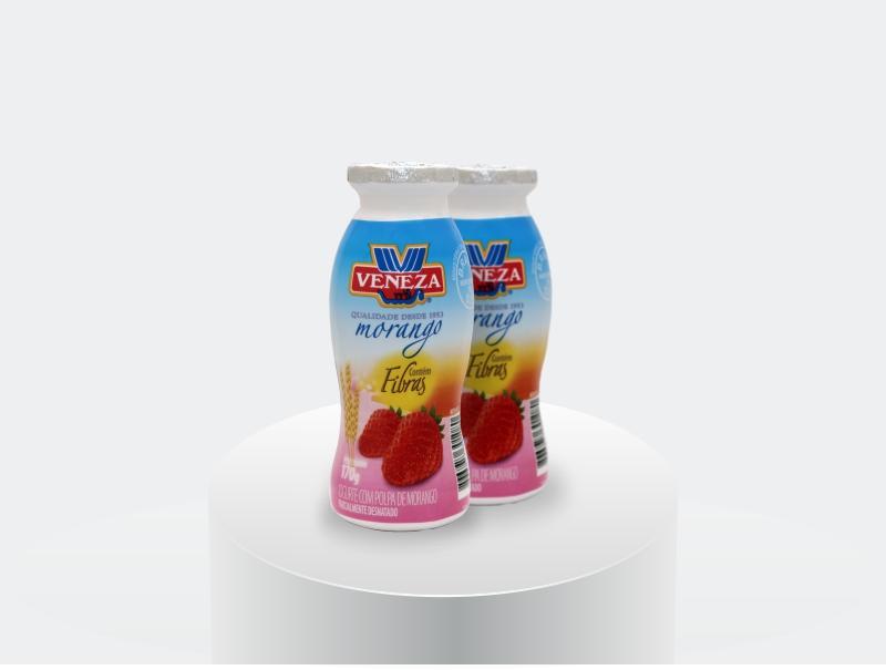 Iogurte Sabor Morango (170g)