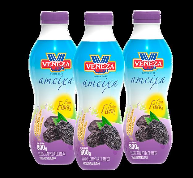 Iogurte com Polpa de Ameixa (800g)
